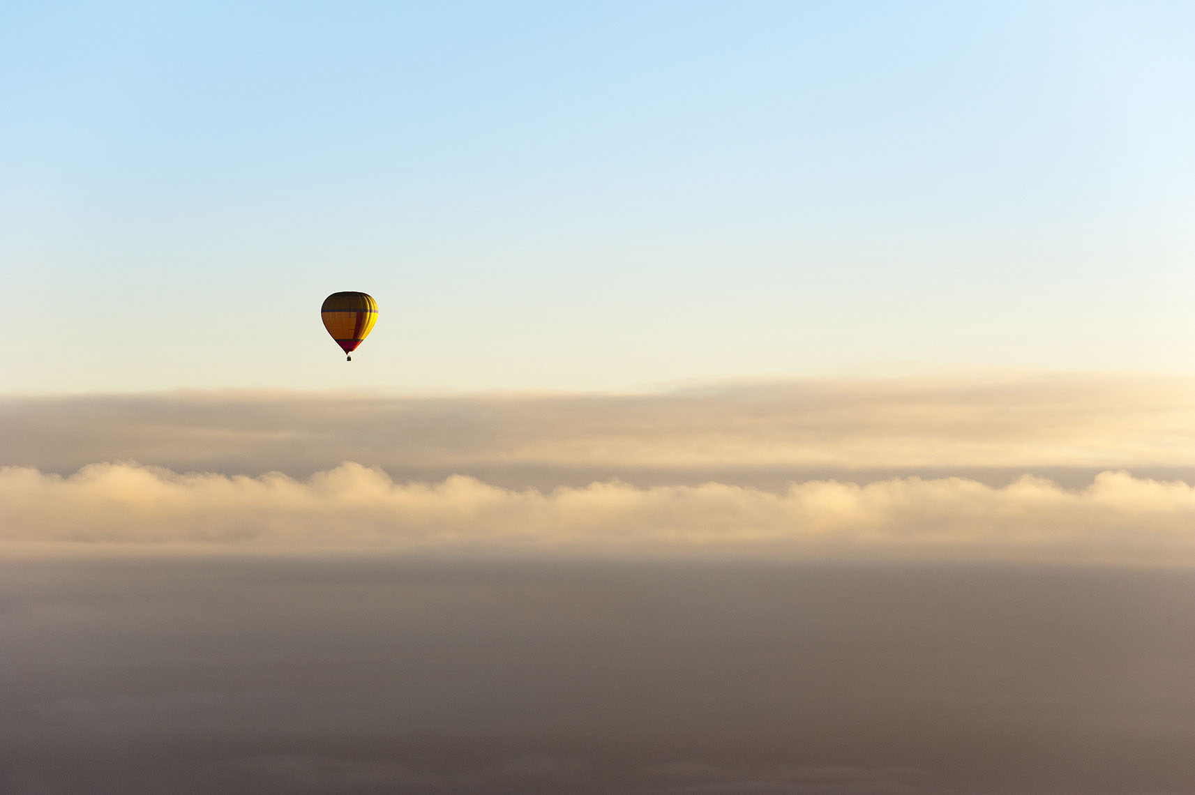 Aerial Landscape Sky